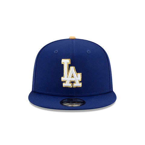 Los Angeles Dodgers Gold Collection 9Fifty Snapback (Royal)