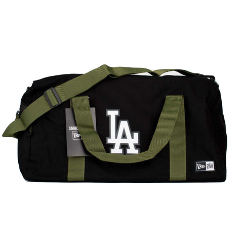 Los Angeles Dodgers Duffle Bag (Black/Olive)