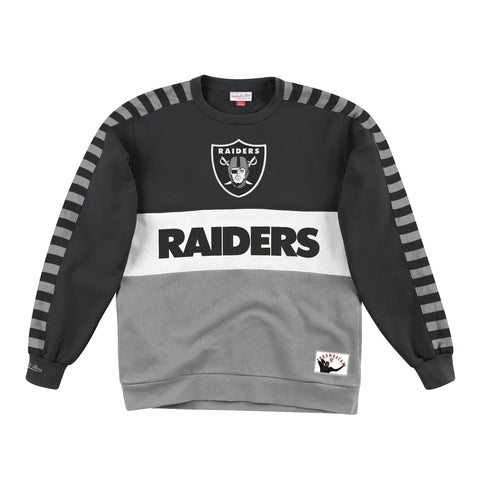 Raiders Leading Scorer Fleece Crew