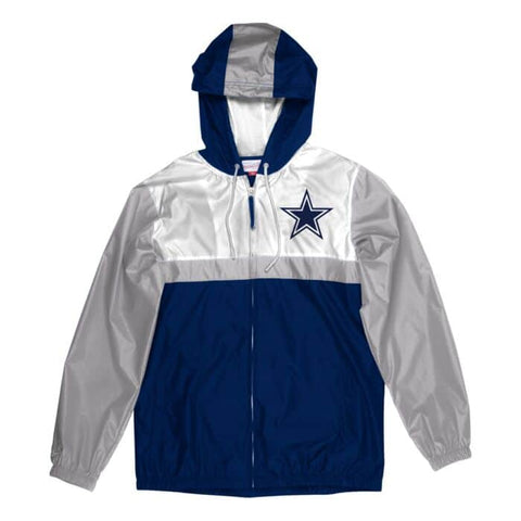 Dallas Cowboys Margin Of Victory Windbreaker Jackets