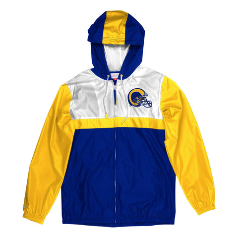 Los Angeles Rams Margin Of Victory Windbreaker Jackets