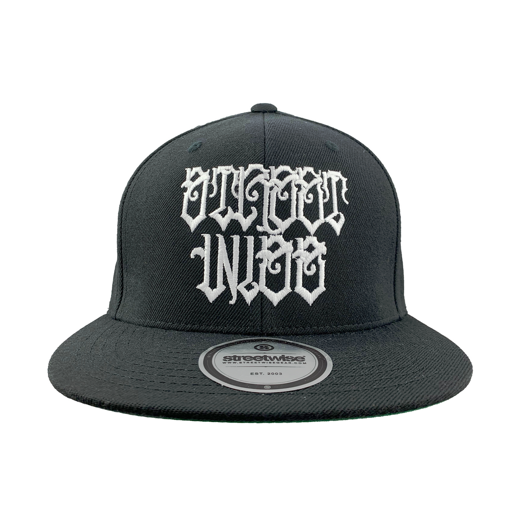 Street Royalty Snapback (Black)