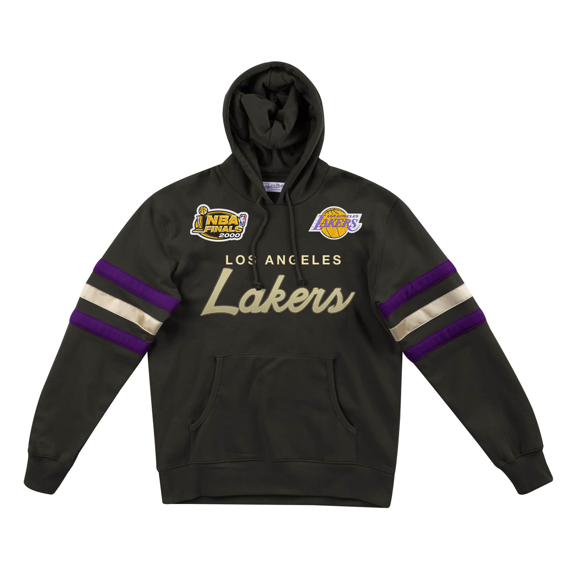 Los Angeles Lakers Championship Game Hoody West Wear