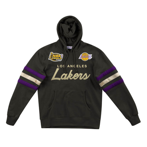Los Angeles Lakers Championship Game Hoody