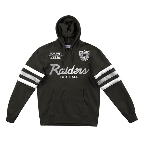 Raiders Championship Game Hoody