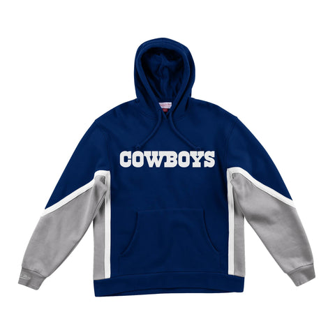 Dalla Cowboys Final Seconds Fleece Hoody