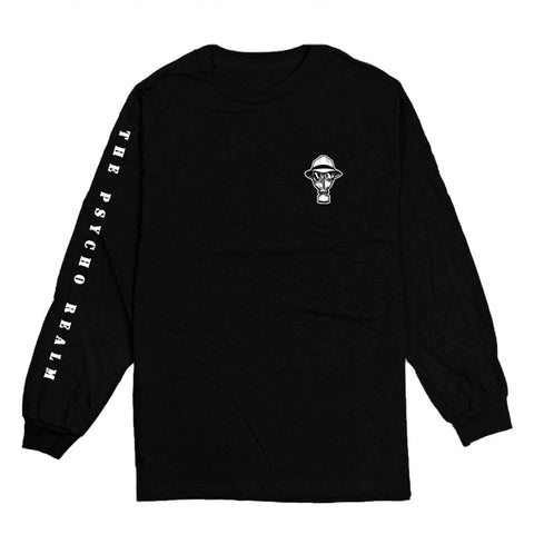 Gas Mask L/S (Black)