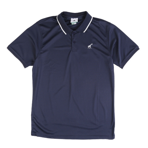 LRG Jiggy Type Polo (Navy)
