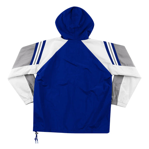 Los Angeles Dodgers Half-Zip Anorak Jacket