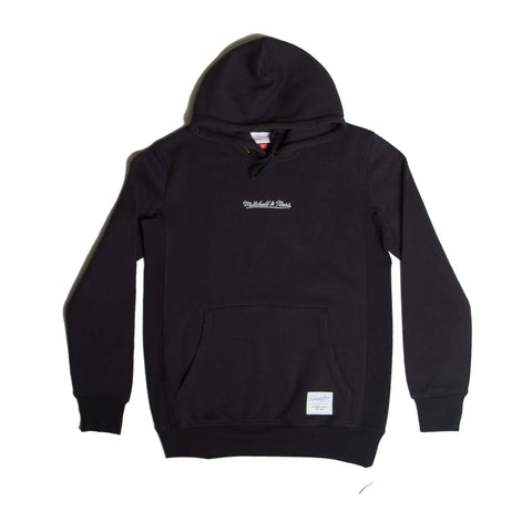 Mitchell & Ness Essentials Hoody (Black)