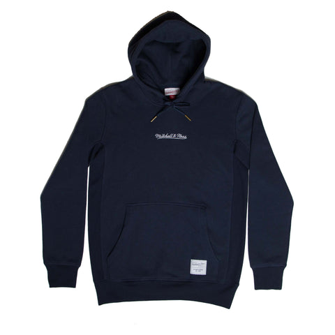 Mitchell & Ness Essentials Hoody (Navy)