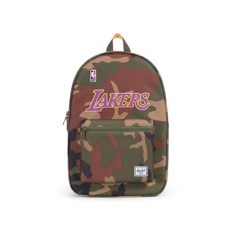 Los Angeles Lakers Settlement Backpack | NBA Superfan (Camo)
