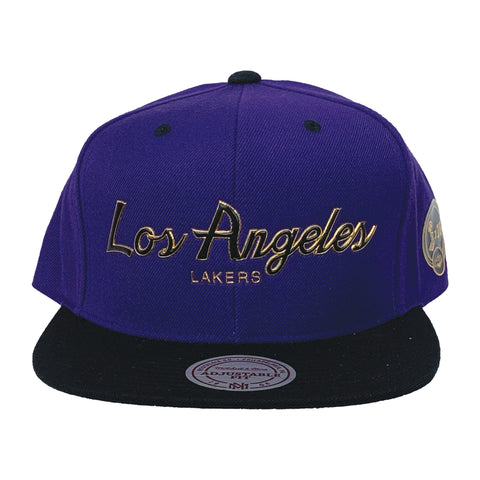 Los Angeles Lakers City Champs Snapback