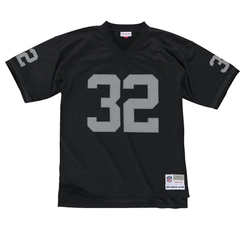 Los Angeles Raiders Legacy Jersey  1985 Marcus Allen