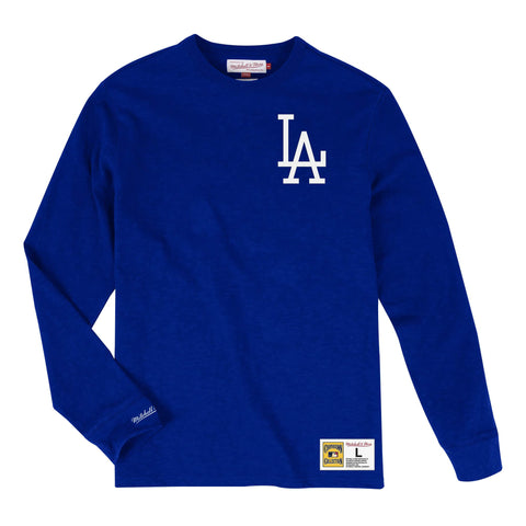 Los Angeles Dodgers MLB Slub Long Sleeve