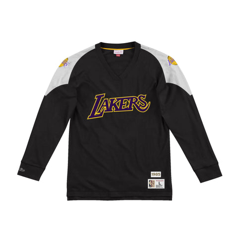 Los Angeles Lakers Team Inspired Long Sleeve