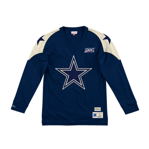 Dallas Cowboys Team Inspired Long Sleeve