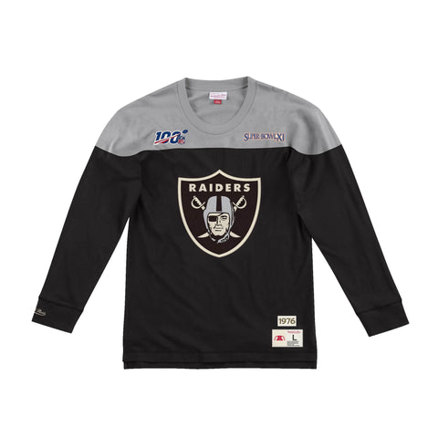Raiders Team Inspired Long Sleeve