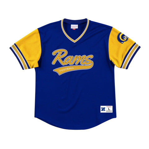 Los Angeles Rams Top Prospect Mesh V-Neck