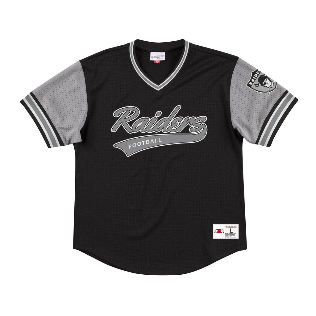 Raiders Top Prospect Mesh V-Neck