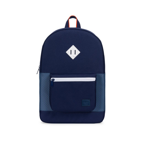 Ruskin Backpack (Peacot/Navy)
