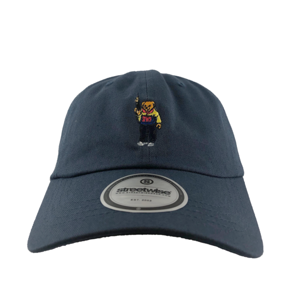 Bear Arms Dad Hat (Navy)