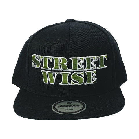 Presidents Snapback (Black)