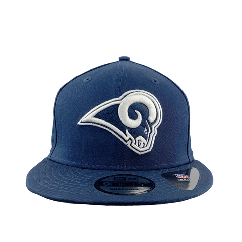 Los Angeles Rams SUPER BOWL LIII Team Basic 9FIFTY Snapback