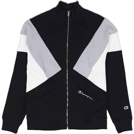 Champion Life® Men's Reverse Weave® Colorblock Track Jacket, Script Logo