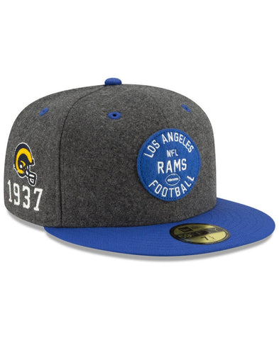 LOS ANGELES RAMS NFL SIDELINE HOME HISTORIC ALTERNATE 9FIFTY SNAPBACK