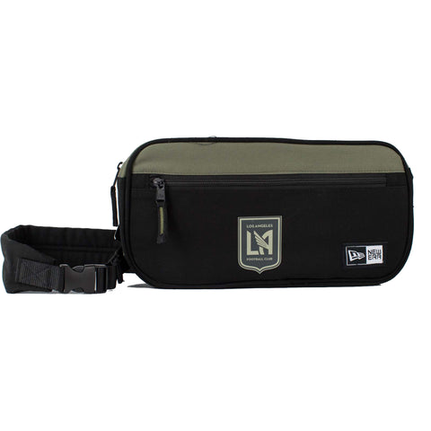 LAFC  Cross Body Bag (Black/OLive)