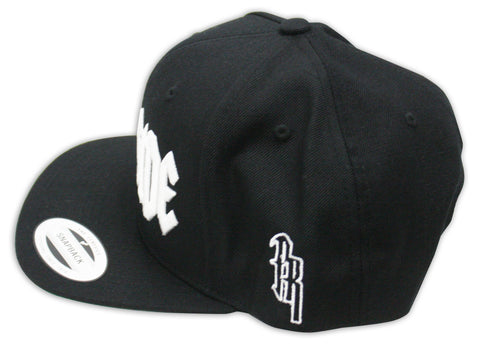 SickSide Snapback (Black)