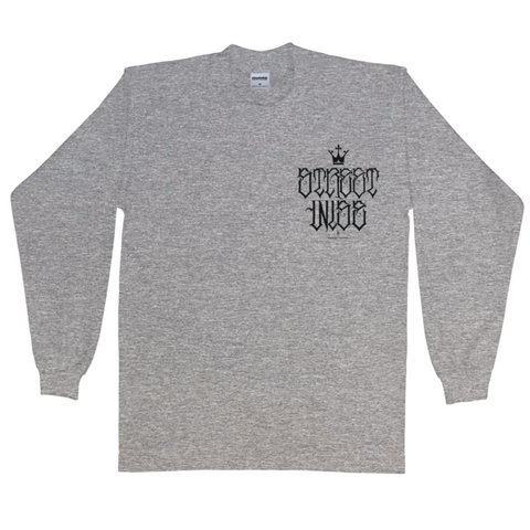 Street Royalty Long Sleeve (Gray)