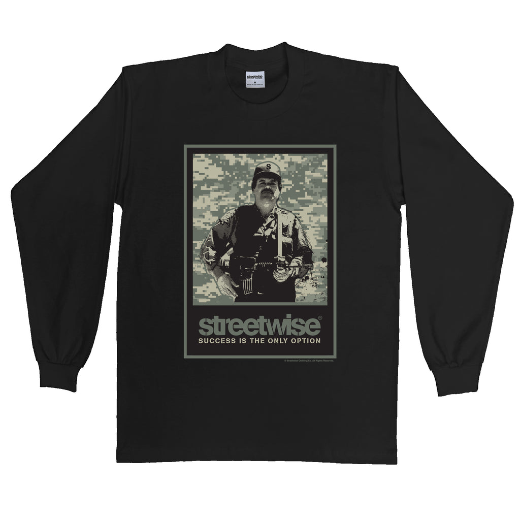 Success Long Sleeve (Black)