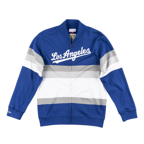 Los Angeles Dodgers Front Stripe Sweater