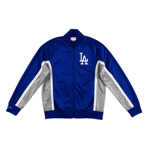 Championship Game Track Jacket Los Angeles Dodgers
