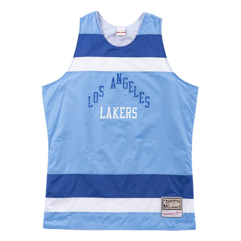 Los Angeles Lakers Striped Jersey