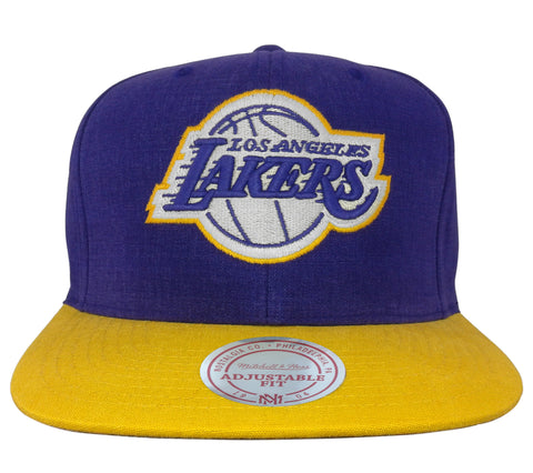 Los Angeles Lakers Sandy Off White Snapback