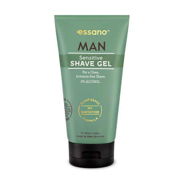 Essano Man Sensitive Shave Gel 120ml