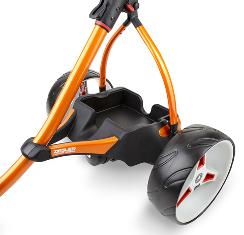 Motocaddy Ziegler S1 Pearl Orange