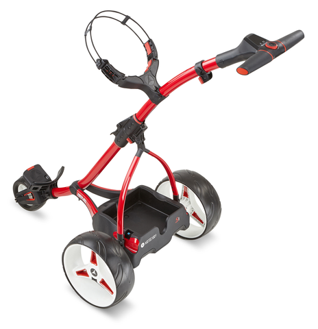 NEW 2016 Motocaddy Ziegler S1 Pearl Red
