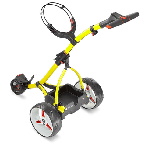 Motocaddy Ziegler S1 Yellow