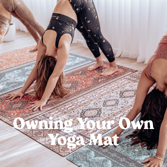 Yogi Peace Club's Guide To Owning Your Own Mat