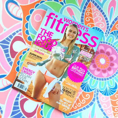WOMENS FITNESS MAG 4TH BIRTHDAY COMPETITION