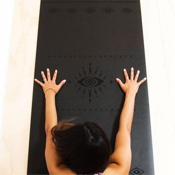 ABOUT OUR YOGA MATS