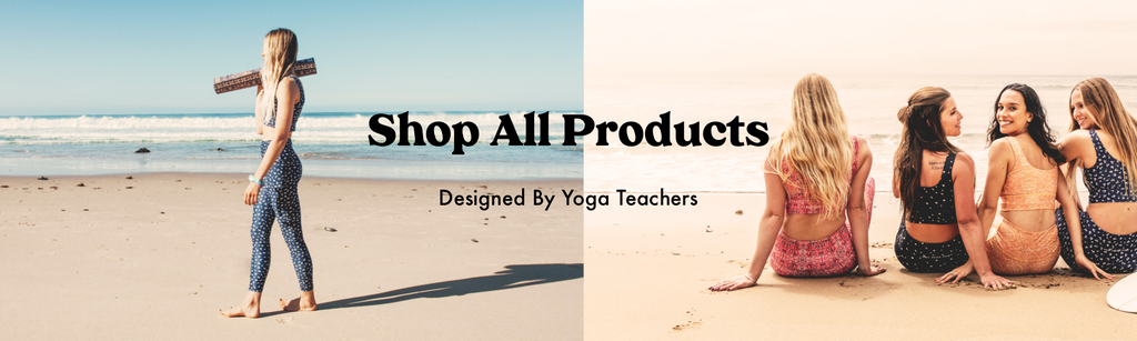 Shop all yoga products