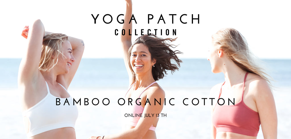 Yoga Patch Collection