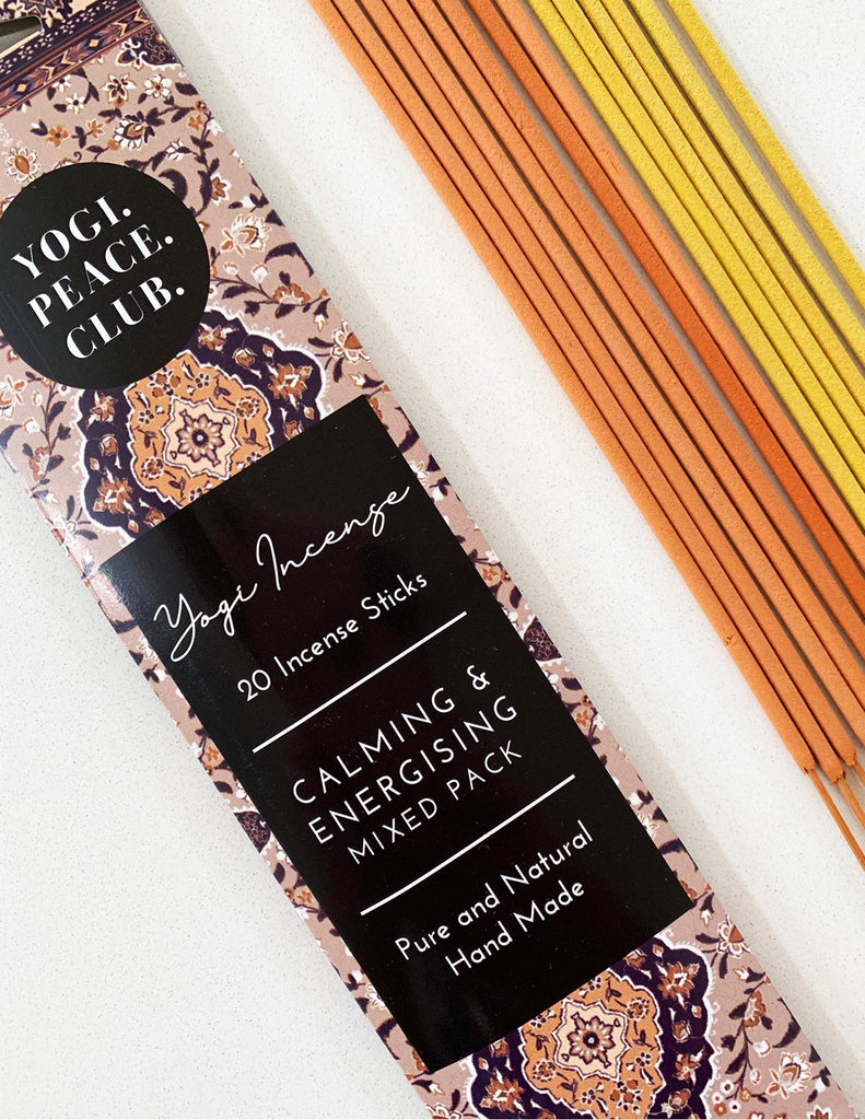 Yoga Incense (Normally $14.99)