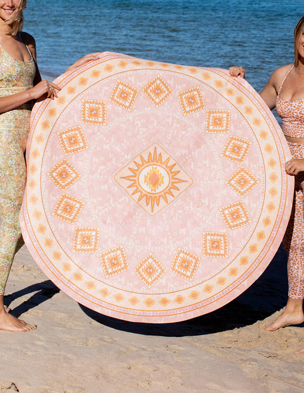 Sunstone Meditation Mat