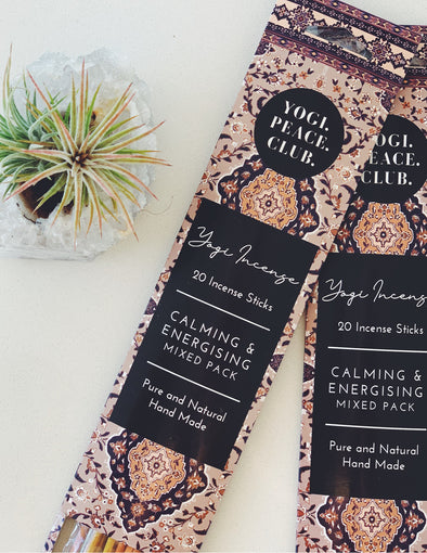 Yoga Incense x 2 Pack